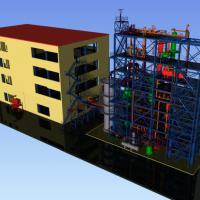 Formaldehyde Production Plant Revamp, JSC Shchekinoazot, Russia, 2010/2011